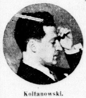 (De Telegraaf 10/07/1936)