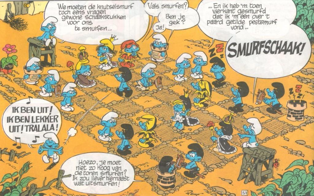 De Smurfen Vol.10 Smurfensoep